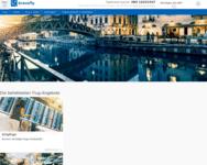 Webseite von Bravofly zum Bravofly Gutschein einlösen