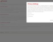 Webseite von Swiss zum Swiss Gutschein einlösen