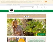Webseite von Waschbär zum Waschbär Gutschein einlösen