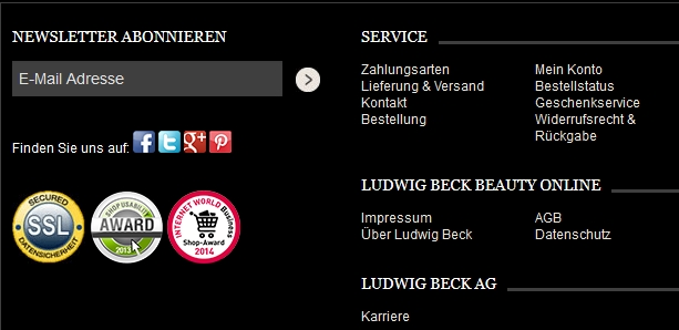 Ludwig Beck Service